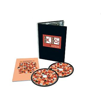 King Crimson - The Elements Tour Box 2017 [CD] USA import