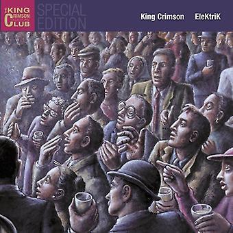 King Crimson - Elektrik [CD] USA import