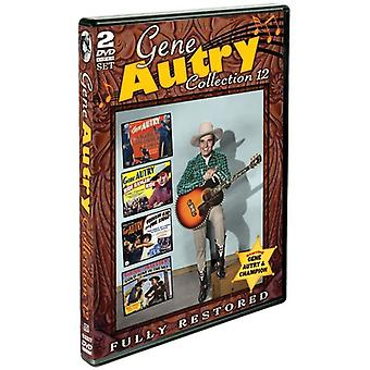 Gene Autry Movie Collection 12 [DVD] USA import