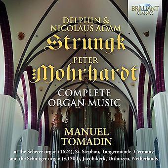 Complete Organ Music [CD] USA import
