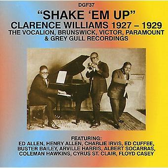 Williams Clarence - Shake 'Em Up [CD] USA import