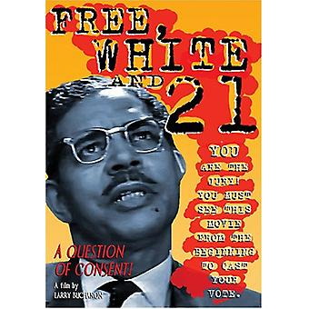 Free White & 21 [DVD] USA import