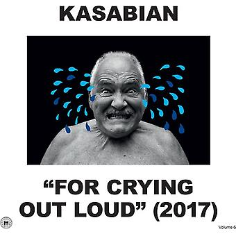 Kasabian - For Crying Out Loud (2017) [Vinyl] USA import