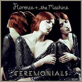 Florence & la Machine - importer des cérémonies [CD] é.-u.