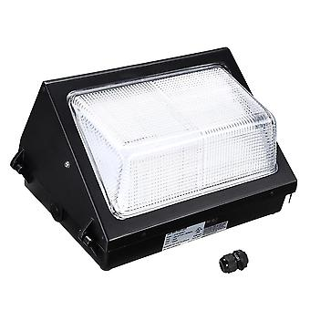 Yescom Commercial 80W LED Wall Pack Light 9600lm 5000K Waterproof IP65 UL Listed Outdoor Security Lighting Fixture