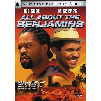 All About the Benjamins [DVD] USA import