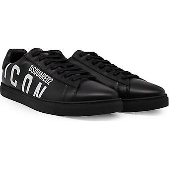 Dsquared2 Icon Tennis Sneakers