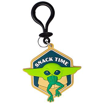 Star Wars The Child Snack Time PVC Bag Clip