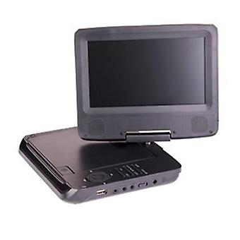 Portable Dvd Player 7In With Bonus Pack