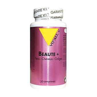 Beauty Plus - Iho & Kynnet & Hiukset 30 tablettia