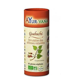 ORGANIC Guduchi 60 vegetable capsules