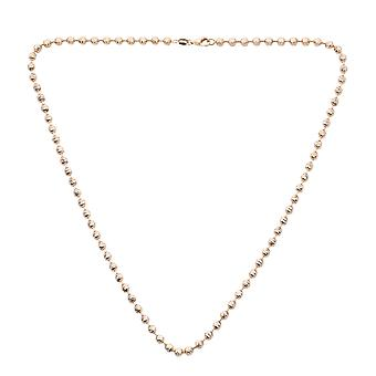 "9ct Yellow Gold Chain Necklace for Women Size 18"" TJC"