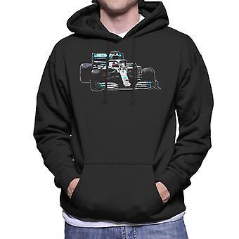 Motorsport bilder Lewis Hamilton AMG F1 W10 Monaco GP män ' s Huvtröja