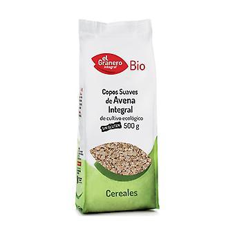Soft Bio Whole Grain Oat Flakes 500g 500 g