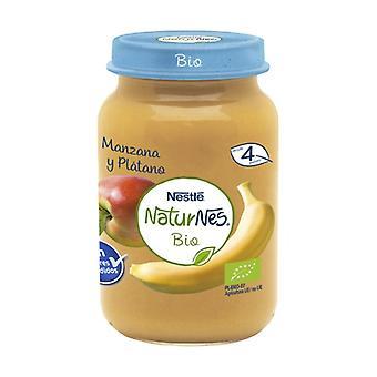 Nestlé Naturnes BIO Apple and Banana Jar 1 unit