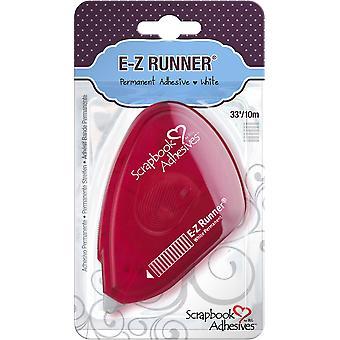 Scrapbook Adhesives E-Z Runner Permanent Strips Dispenser