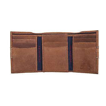 プライムハイドメンズカードホルダー財布レザーノートケースRFIDブロッキングゲンツ3803