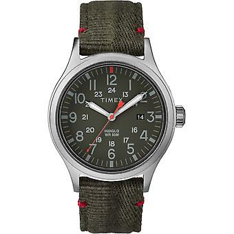 TW2R60900, Militärische Alliierte Expedition Herrenuhr / Grün