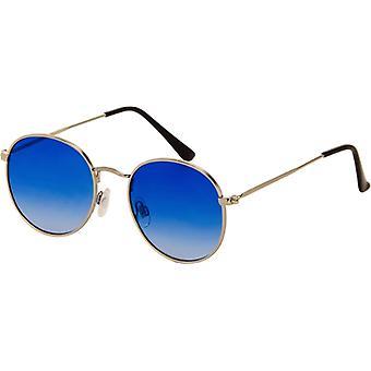 Gafas de sol Unisex alrededor de plata (AZ-1100)