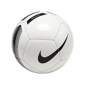 Nike Pitch Team Soccer Ball Football Training Size 5 White