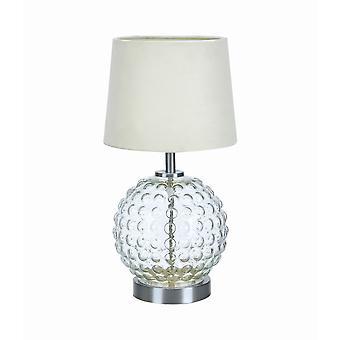 BULLES Markslojd - 1 lampe de table intérieure légère claire avec ombre fuselée, E14