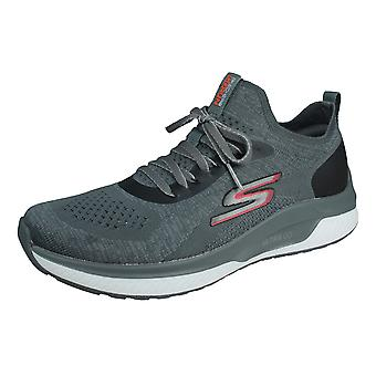 Skechers Go Run Steady Swift Womens Running Shoes / Trainers - Grey