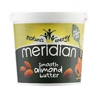 Meridian - Natural Almond Butter Smooth 1000g