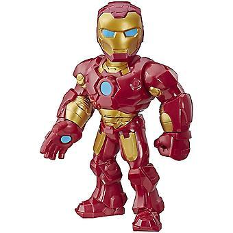 Super Hero Adventures Mega Iron Man 10 pouces Action Figure Kids Toy