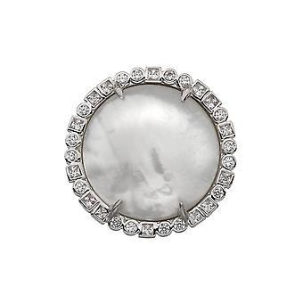 Emozioni Silver Iridesente Innocence 33mm Coin EC465