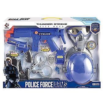 Poliisivoimat ase leikkisetti