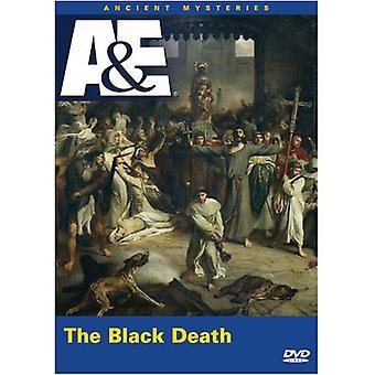 Gamle mysterier: Den sorte død [DVD] USA import