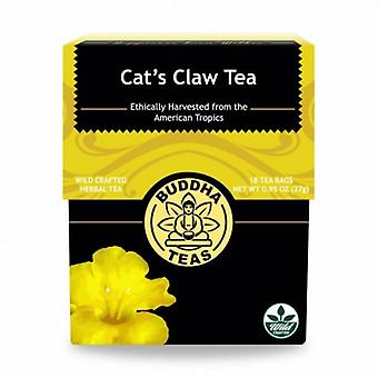 Buddha Teas Cats Claw Tea, 18 Bags