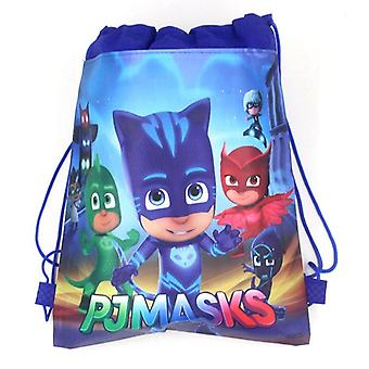 Pj Cartoon Printed, Non-woven Fabric Bags