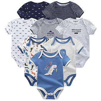 Baby Clothes Newborn & Rompers Cotton Toddler Jumpsuits Short Sleeve Clothing