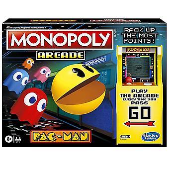 Monopoly, Pac-Man - Arcade