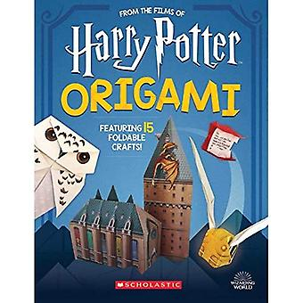 Origami: 15 Paper-Folding Projects Straight from the Wizarding World! (Harry Potter) (Harry Potter)