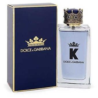 K By Dolce & Gabbana By Dolce & Gabbana Eau De Toilette Spray 5 Oz (men) V728-551330