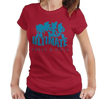Sonic The Hedgehog Ultimate Track And Field Women's T-Shirt