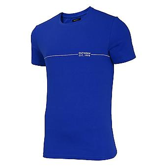 Outhorn TSM600A HOZ19TSM600A33S universal all year men t-shirt