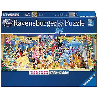 Disney, Puzzle - Group Photo - 1000 Pieces