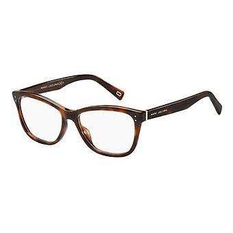 Marc Jacobs Marc 123 ZY1 Havana Glasses