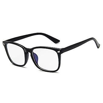 Blue Light Blocking Glasses, Eyeglass Frame, Oversize Square Optical