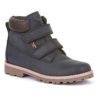 FRODDO Velcro Tex Boot Navy Blue