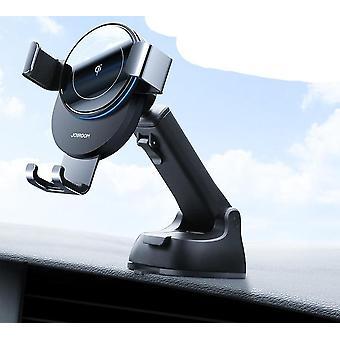 Suport pentru telefonul de montare auto și încărcător wireless
