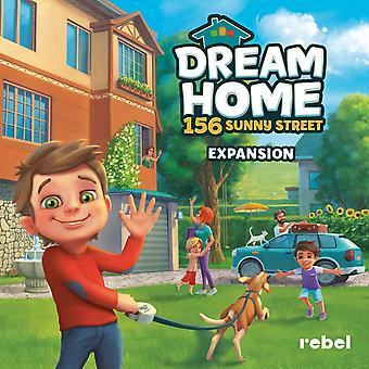 Dream Home: 156 Sunny Street Expansion Board Game