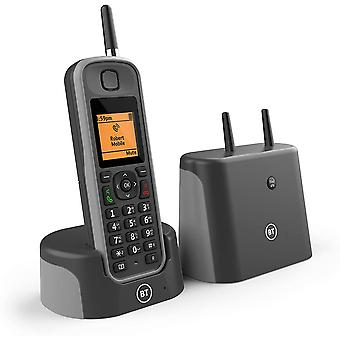 Elements 1 km Range IP67 Rated Cordless Phone with Answering Machine
