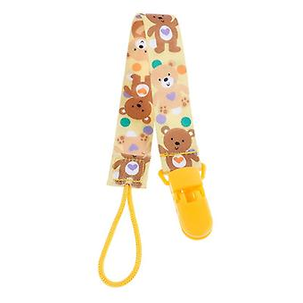 Baby Pacifier Clip Chain, Dummy Nipple Holder For Nipples, Clips, Soother