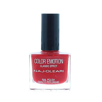 Naj Oleari Color Emotion Classic Effect Nail Polish 8ml - 156