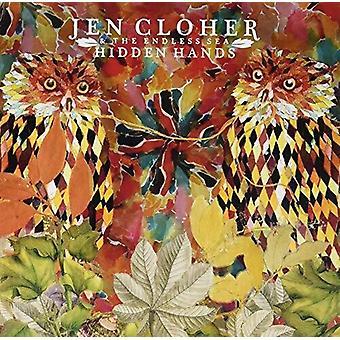 Cloher,Jen & The Endless Sea - Manos ocultas [Vinilo] Importación de EE.UU.