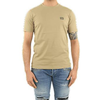 C.P.Company T-Shirts - Short Sleeve Beige 10CMTS063005100W329 Top